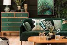 Living room / Home decor - living room.