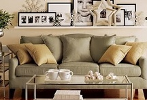 Living spaces / by House to Home