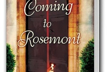 Coming to Rosemont, a novel, by Barbara Hinske / Amazon http://amzn.to/12pRGdY  iBooks http://bit.ly/17w8qAb  Nook http://bit.ly/ZHvg93