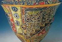 Art - Pottery and Ceramics / Art pottery: decorative, contemporary, antiques / by Susan Blake