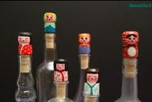 DIY decor & Reciclart by Donnarita / Il faidate è terapeutico: rilassa, diverte e aumenta l'autostima. Visita la sezione FARE del sito DONNARITA www.donnarita.it/fare/ / by Donnarita