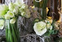 Holiday  / Custom Holiday creations by Sashae Floral Arts Aspen, CO