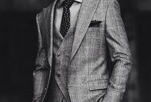 Men's Suits / Men's Suits / by Niccolo Machiavelli