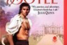 Historical romance / Romance novels for those who love romance.