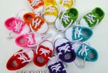 Crochet shoes/slippers/booties