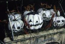 Halloween / Food, drinks, decorations