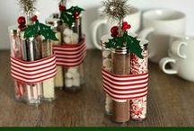 DIY Christmas Gifts / Fun & budget-friendly DIY Christmas gifts for your family, friends, teachers & coworkers.