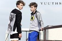 Partnerünk: YUUTHS / Yuuths is an extravagant, innovative menswear brand from Budapest. Our misssion is to raise male fashion to a higher level, wich is creative and full of fantasy. This brand expresses powerful, energetic style with effortless individualism. The collections are inspired by the arts combining street fashion and youth culture. The fabrics of the clothes are mainly natural wich are easy to care. Annamaria Molnar, is the designer of the brand.