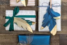 Gift Wrapping/Packaging / Interesting ideas for wrapping up presents/gifts and for fundraising gifts