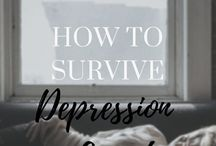 Depression | Stress | Anxiety | Sadness | Panic / Help, info, tips, quotes & support for depression, anxiety, stress or sadness
