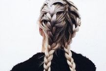 Trends on Hair / This board includes all different types of hair colours which include your pastels, blondes and brunettes.