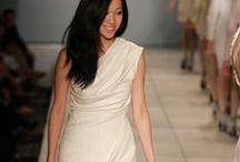 throwback / past fashion design & art works by designer Angela Sum