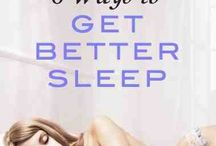 Insomnia & Sleep / Anything that helps you with insomnia and sleep in general