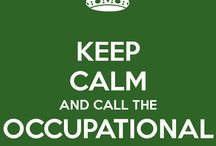 Occupational Therapy / OT info, quotes, tips & more concerning OT for chronic pain, CRPS & amputees