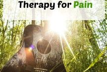 Music Therapy for chronic pain / Tips, info, help and how music therapy can help with your chronic pain self management