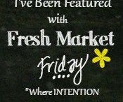#Fresh Market Friday | Inspired & Intentional Christian Living / This is a gathering place which invites each of us to display and share our creative passions and intentional endeavors. A green space bustling with energy, growth and fresh ideas. A community where everyone belongs and takes joy in each other's unique and God-given talents.   Link up your fresh, creative and inspiring posts every Friday morning at the #FreshMarketFriday Linkup:  (http://www.crystaltwaddell.com). And share pins throughout the week.  If you would like to contribute and share pins please follow me and send me an email to be added.