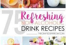 Drinks & Cocktails.... Yummy! / Drinks, cocktails & smoothie recipes for all year round