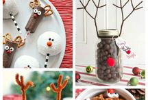 Christmas Food & Drink / All those lovely Christmas food & drink recipes to get you through the Holiday season. Also ideas for Christmas food & drink gift ideas