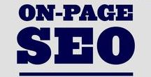 SEO For Bloggers & Websites / Search Engine Optimisation (SEO) tips, help & SEO Infographics. SEO for bloggers and websites