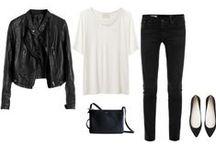 Black & White | In Colour / My perfect colour palette.