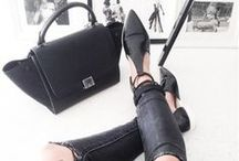 Boots & Bags / The ultimate accessories.