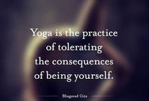 Yoga Teachings / Yoga inspiration, yoga quotes, and yoga philosophy. Read more about Zuna Yoga's yoga philosophy at http://www.zunayoga.com/zuna-yoga-about.html / by Zuna Yoga