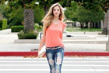 Fashion: Orange