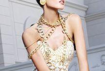 Dresses: Gorgeous Metalic  / Dress to Impress