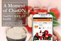 A Moment Of ChatON / 일상에서 ChatON이 필요한 순간을 상황에 맞추어 보여드립니다.