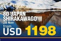 Japan Special Shirakawago by Avia Tour