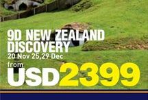 New Zealand Discovery with AviaTour