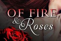 OF FIRE AND ROSES by Danielle Belwater / Of Fire and Roses (paranormal, romance)  Nathaniel West's mother is dead, his father a lost cause. Anger has become a way of life, until he meets and falls in love with Cora Ewell. Only Cora has a secret, one that could kill them both.   An age old dark magic resurfaces and it becomes a race against time for Cora and Nate to find the long buried secrets to saving everyone they love and each other.