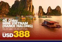 Gday Mini Vietnam with AviaTour