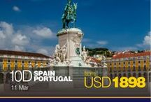 Liburan ke Spain Portugal 10D bareng AviaTour