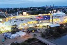 australia day cruise / 18th birthday celebrarions cruising sun, fun, friends, fireworks