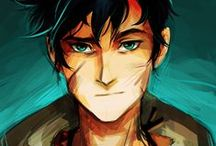 Percy Jackson / by Tudsaley Vongsena