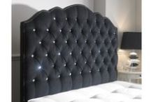 Headboards & Bed Frames / Various selection of headboards and bed frames
