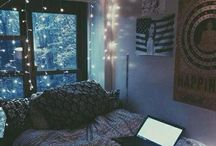 dream bedroom. / by emily rae