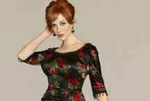 Joan of Mad Men: Style Inspiration