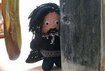 My works! / Amigurumi crochet
