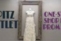 PROM & FORMALS 2015 / Stunning prom dresses and formal wear available at Opitz Outlet- St. Louis Park.  3-20-15