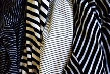 Line Up / There's something about a stripe...