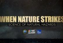 When Nature Strikes: Science of Natural Hazards / NBC Learn, in partnership with the National Science Foundation and The Weather Channel, explores the science behind the world's worst natural disasters. Hosted by Dr. Marshall Shepherd of the University of Georgia and The Weather Channel. http://www.nbclearn.com/whennaturestrikes / by NBC Learn
