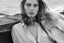 Timeless Chic / Classic women and their enduring looks....