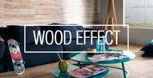 w o o d _e f f e c t / Wood effect tiles offer the same visual benefits as natural wood without the negatives of rotting or colour fading. They are easy to install and maintain. Get inspired by Original Style's replications of wood planks and clapboards.