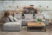 ~Καναπέδες~ / Sofa, book and a cup of coffee