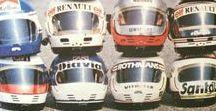 Racing helmets - GPA