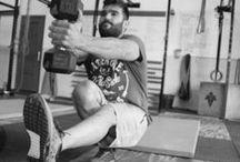 CrossFit ejercicios