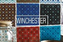 W i n c h e s t e r / www.winchestertiles.com Exeter, Devon / As England's leading producer of hand- crafted tiles, we continue to create our tiles in historic Exeter in a range of styles, colours and finishes.