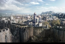 MattePainting Inspiration / by Jeff Voeltner